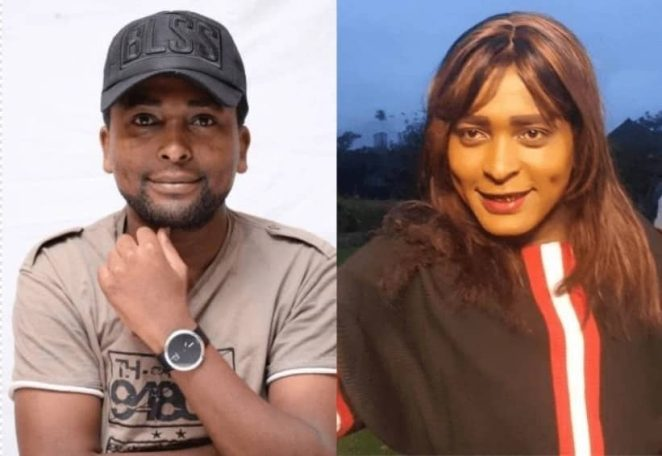 Meet cross dressing Mombasa man making a big name in US television
