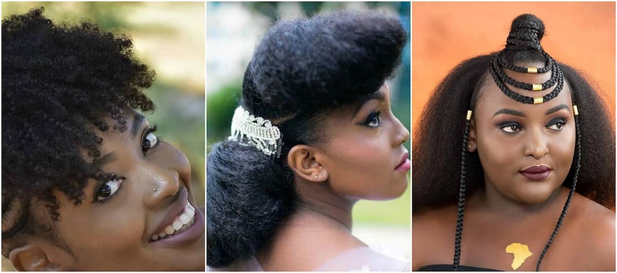 Kenyan Hairstyles For Natural Hair Tuko Co Ke