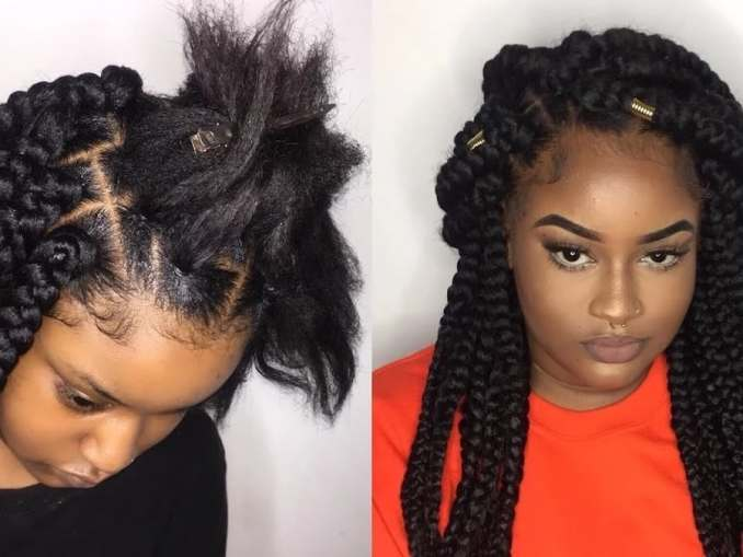 best box braids hairstyles