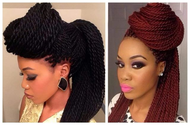 latest senegalese twist hairstyles ▷ tuko.co.ke