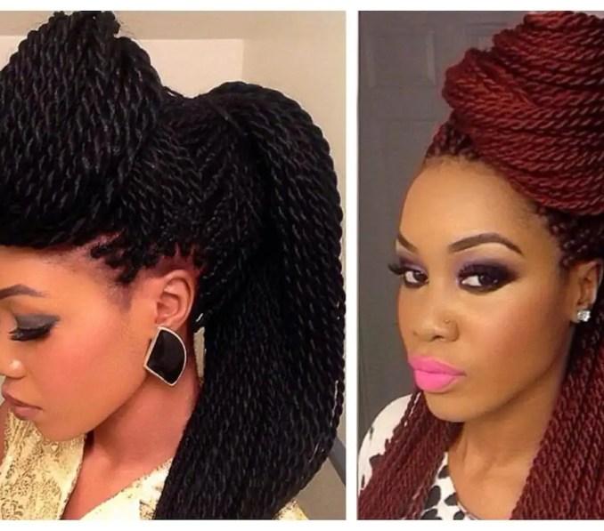 latest senegalese twist hairstyles ▷ tuko.co.ke