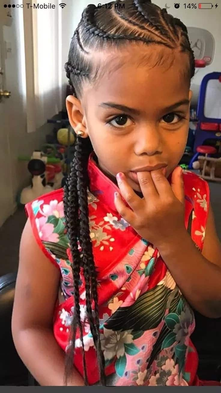 Top 25 Cutest Kids Hairstyles For Girls In 2020 Tuko Co Ke