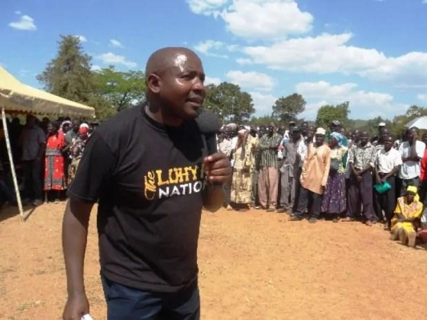Uhuru condoles with Lugari MP Ayub Savula following daughter's ...