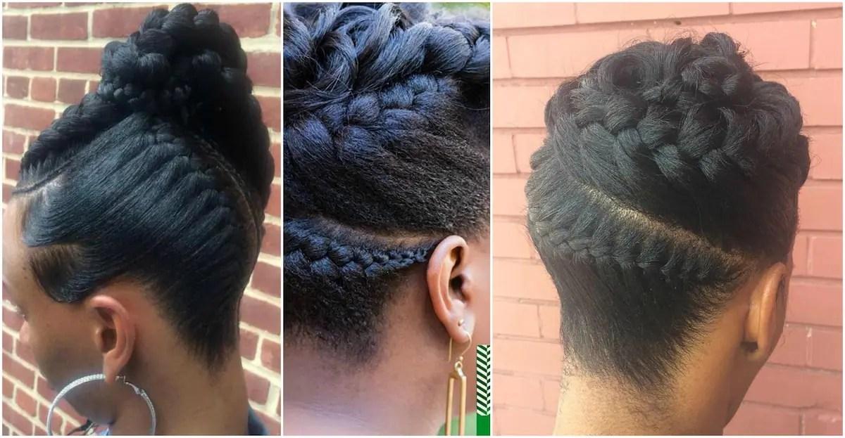 Best Black Hairstyles For Kenyan Girls Tuko Co Ke