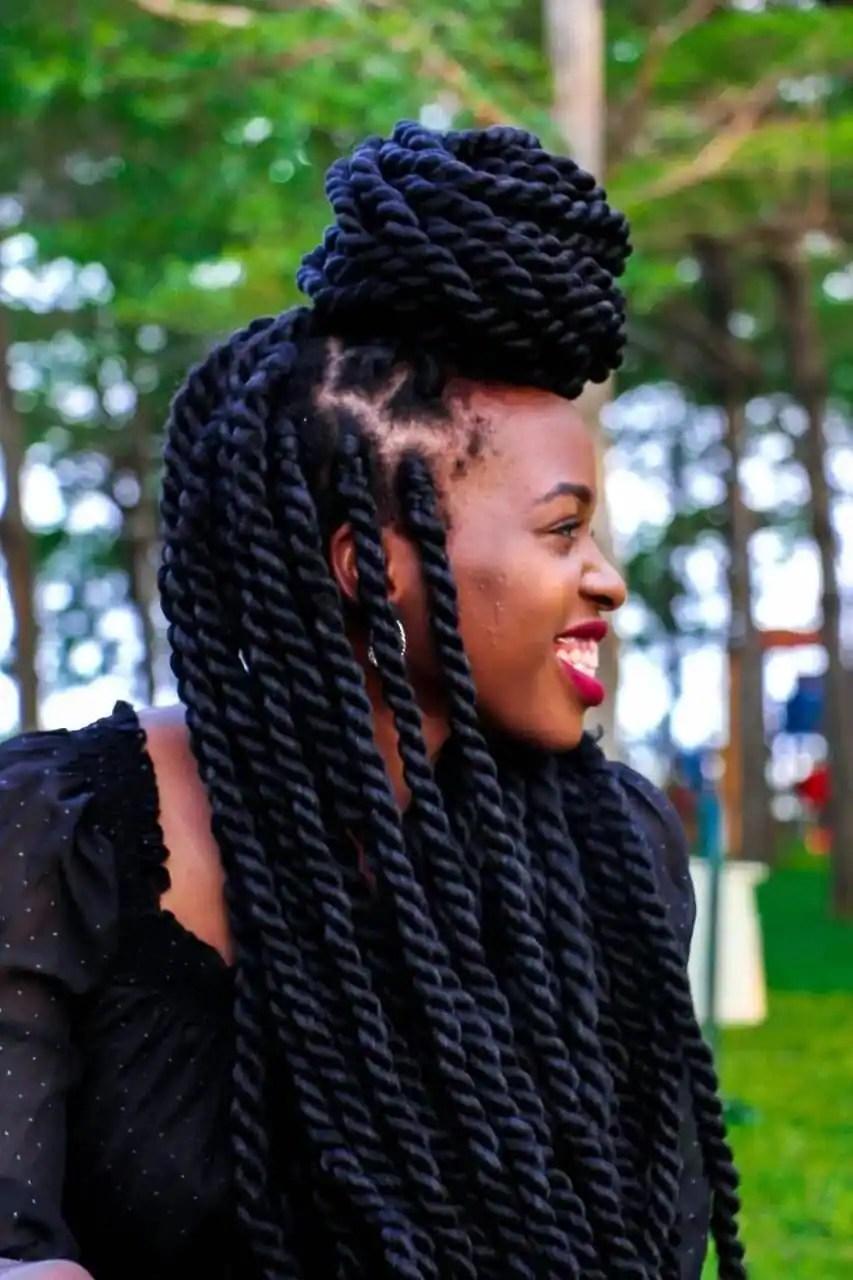 Latest braid styles in Nigeria 2018 Tukocoke