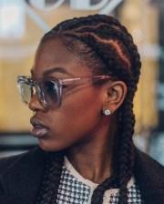latest african hairstyles braids