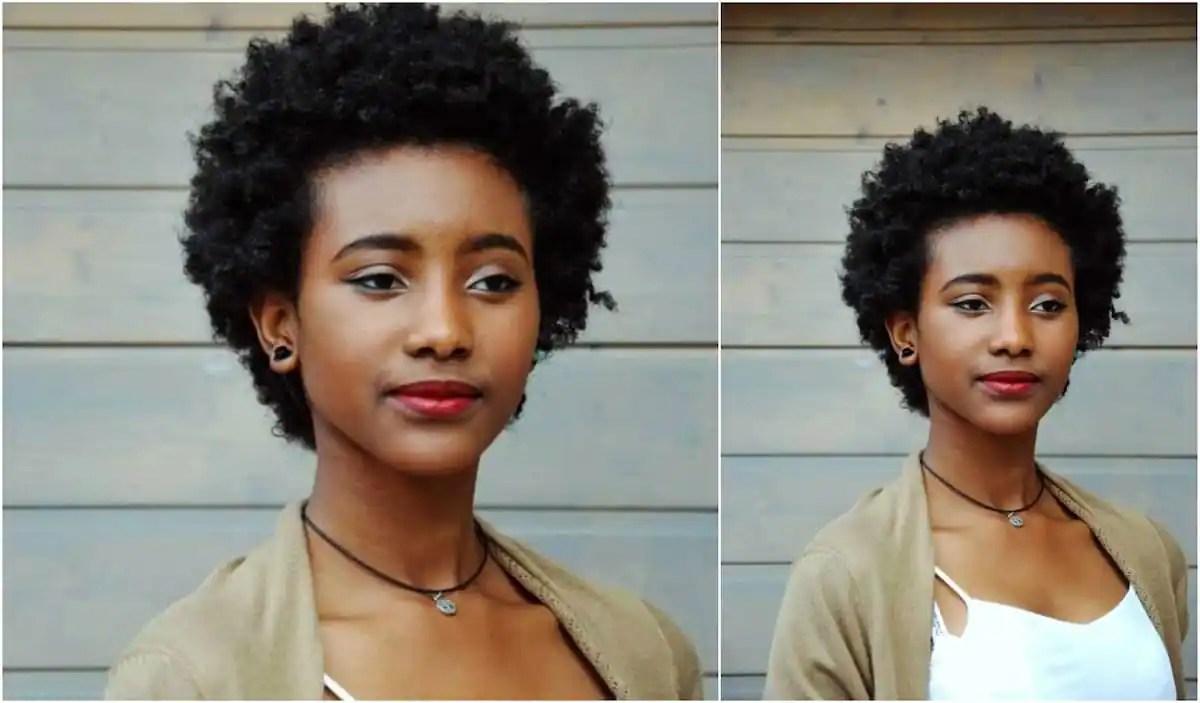 Kenyan Hairstyles For Round Faces Tuko Co Ke