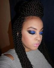 long kinky twist hairstyles