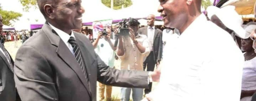 Image result for Farouk kibet with ruto