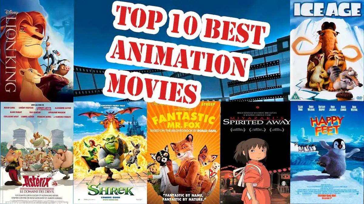 top 10 best cartoon