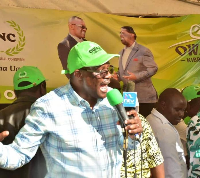 Musalia Mudavadi declares himself official Opposition leader after US visit