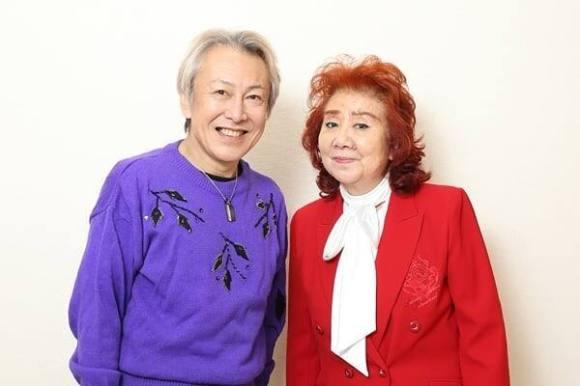 Masako Nozawa dan Ryo Horikawa