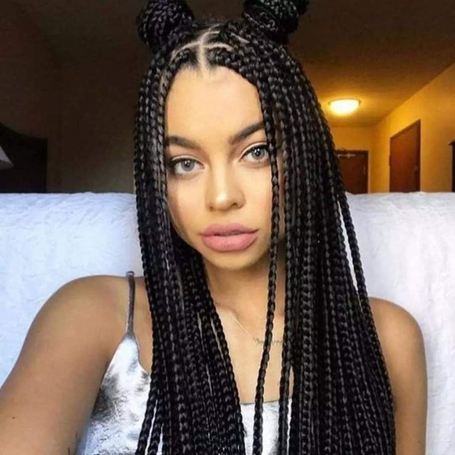 best 30+ box braids hairstyles in ghana 2019 ▷ yen.gh