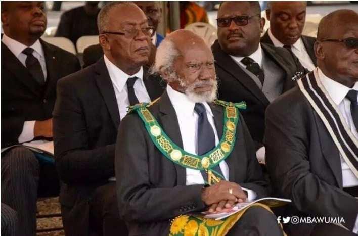 Powerful Ghanaians who are Freemasons