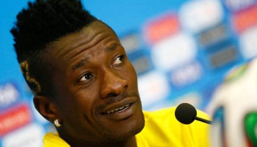 Court directs Asamoah Gyan to remove Gifty Gyan's maiden name out of application