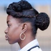 natural hairstyles in ghana
