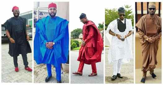 Image result for The significance of caps in Nigerian men's traditional attire