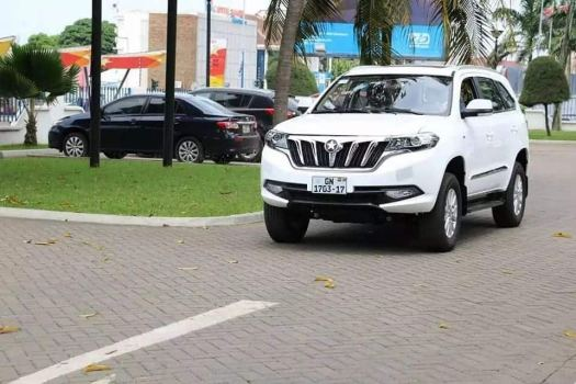 Safo Kantanka New Cars