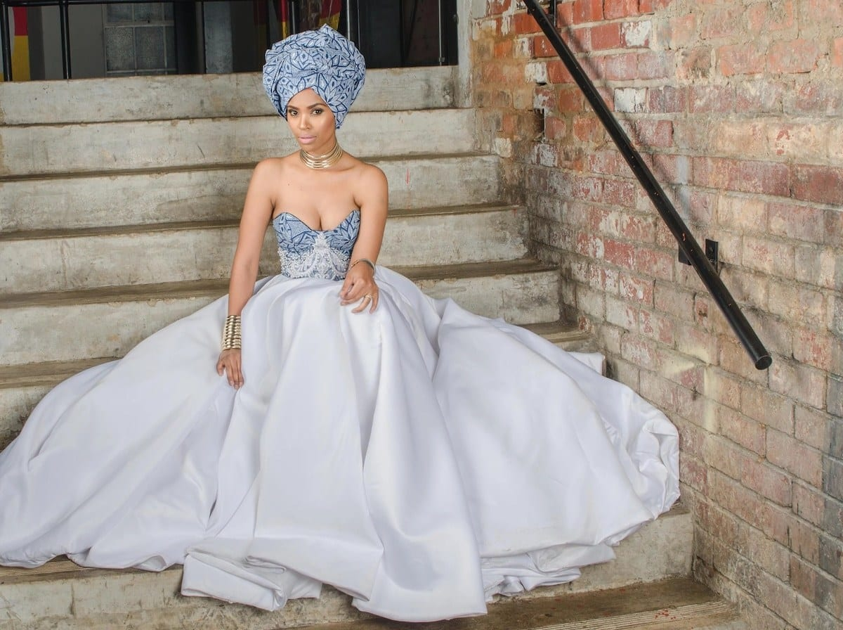 Ghanaian Wedding Dress Styles For 2019 YEN.COM.GH