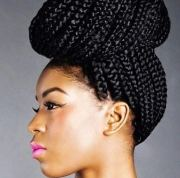 latest nigerian braids hairstyles