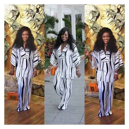 Here are photos of Jackie Appiah's cars, house