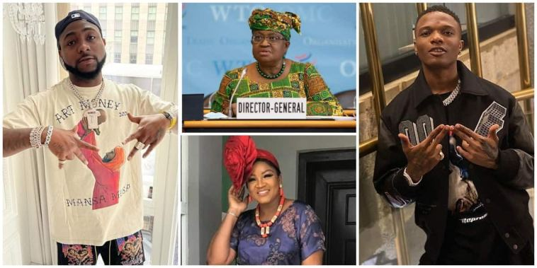 Forbes releases Africa Icons' list; Nigerians dominate as no Ghanaian makes list