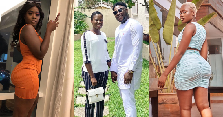 Image result for Fella Makafui cries to her sister Fendy over Medikal breakup; chat leaks (photo) Read more: https://yen.com.gh/143437-fella-makafui-cries-sister-fendy-medikal-breakup-chat-leaks-photo.html