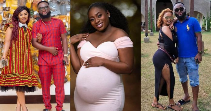 Nyonyo: Photos and Details Of McBrown's Friend Mona Gucci Claimed Her Husband Maxwell Got Pregnant