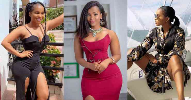 Benedicta Gafah proves she is not 'Obengfo' made; shows of her real hips and backside (Photo)