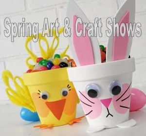 Spring Art & Craft Shows are bringing life to Michigan. Visit one of these Great Shows this weekend.