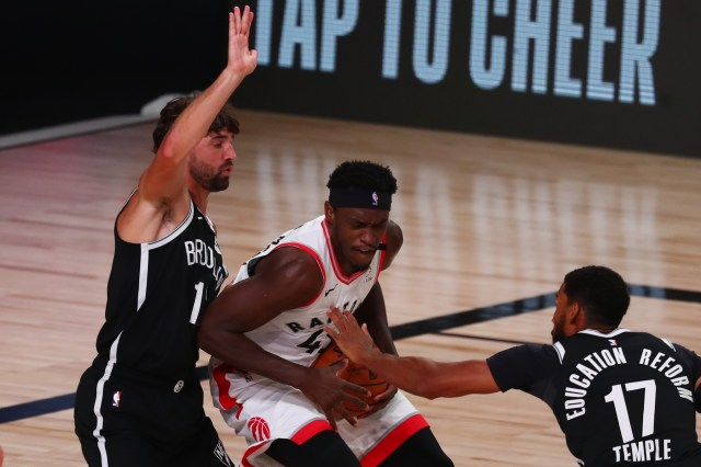 PREVIEW: Nets vs. Raptors, Game 2 of 2020 NBA Playoffs' first round