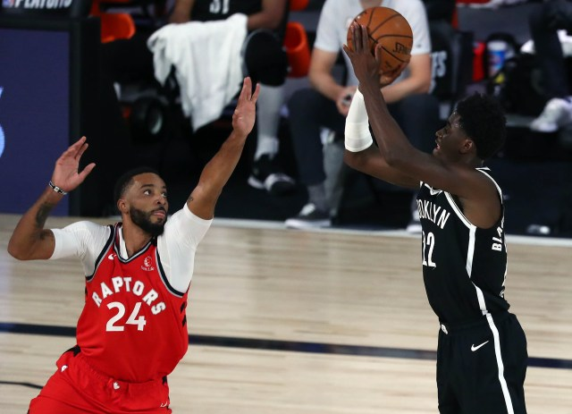 Caris LeVert sets career-high in first half of Game 4