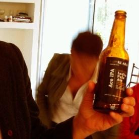 בירה מקןמית KLARA מסוג India pale ale עושה אותה נעמה באהבה