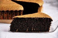 Schoko mohn torte ohne mehl  Appetitlich Foto