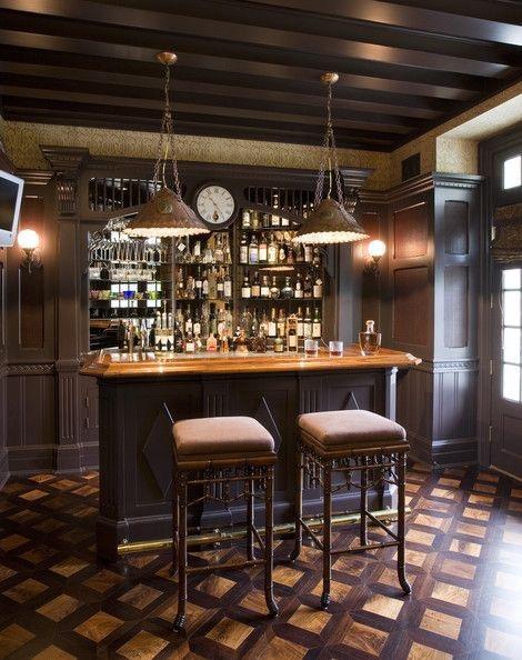 Wohnzimmer Bar  attraktive und stilvolle Ideen  nettetippsde