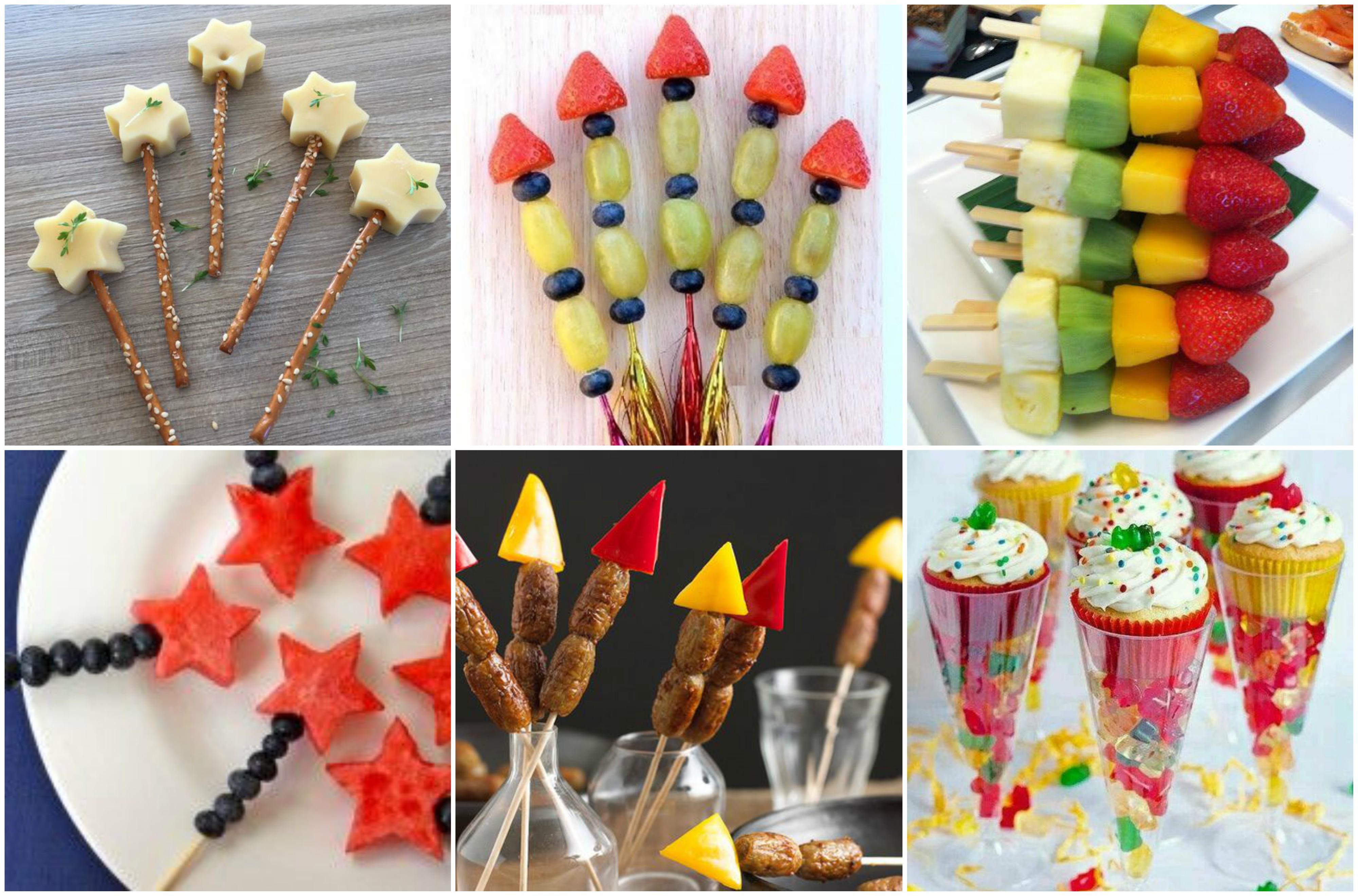 Geniale und einfache Snacks fr eure SilvesterParty