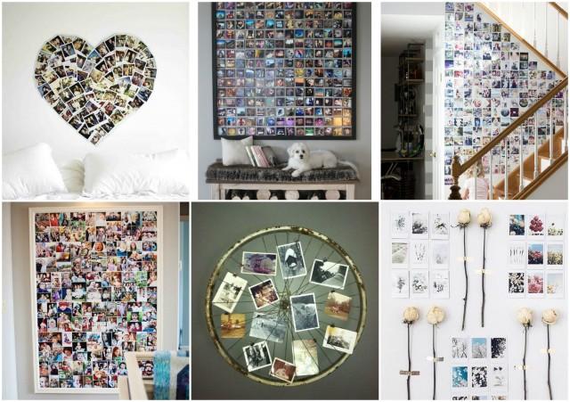 Bringt eure Lieblingsfotos an die Wand  20 Ideen fr