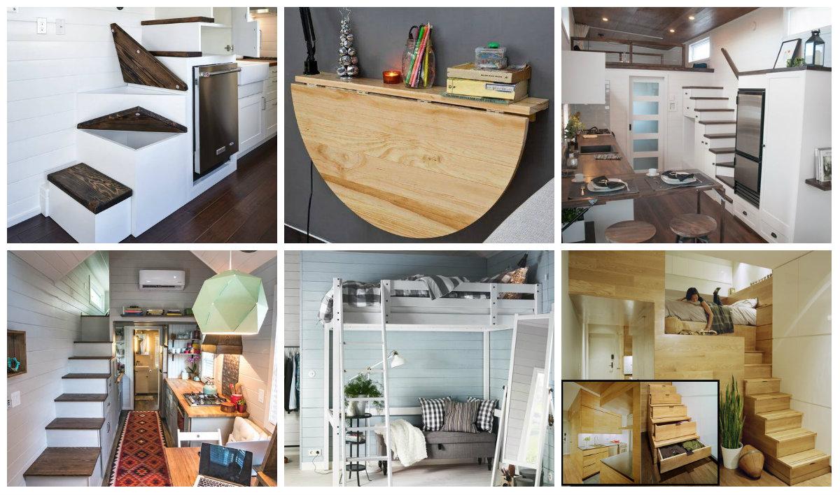 Kleine Wohnung platzsparend und sinnvoll einrichten