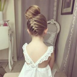 Festliche Frisuren Für Mädchen Nettetippsde Frisur Ideen