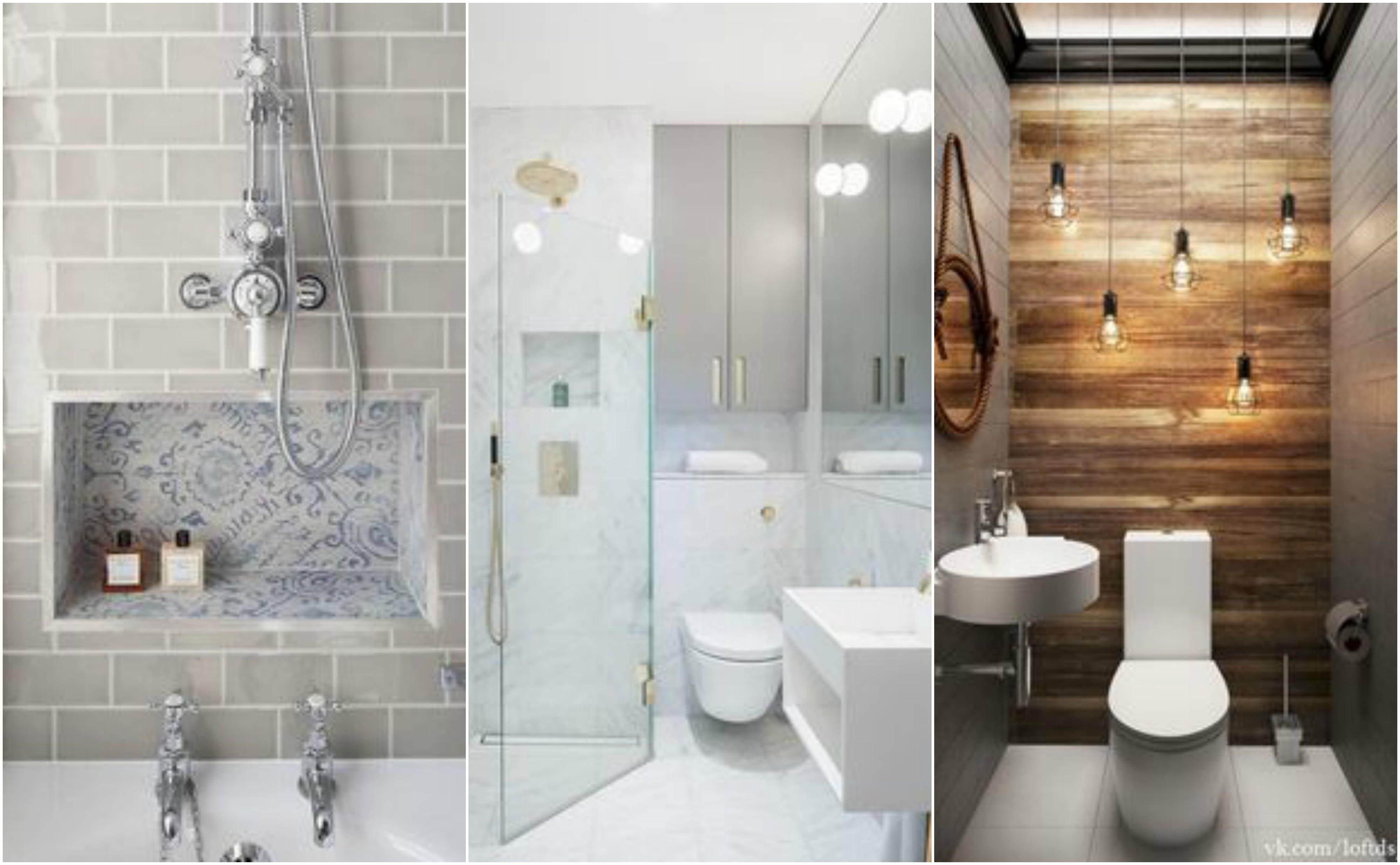 10 Kleine Badezimmer Praktische Ideen