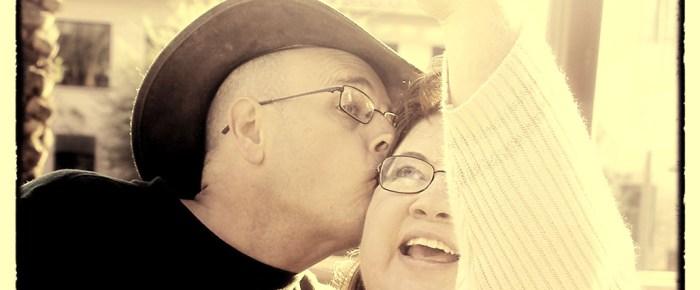 Paul & Nettie, sittin' in a tree…