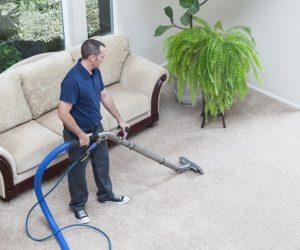 nettoyeur de tapis professionnel pas