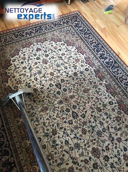 nettoyage de tapis de laine carpette
