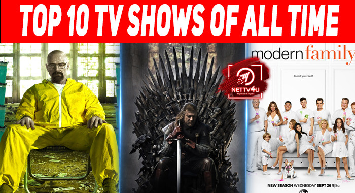 Here Is The List Of All Top TV Shows Of All Time In Hollywood