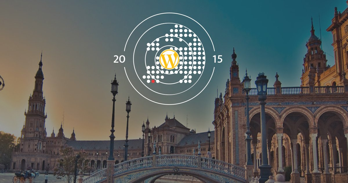Sevilla WordCamp Europe 2015