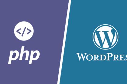 PHP WordPress logoer