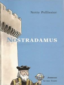 Livre Netty Nostradamus