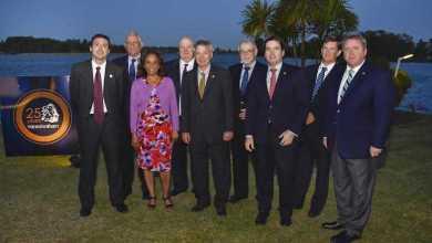 El Grupo Winterbotham celebró en Uruguay su 25º aniversario