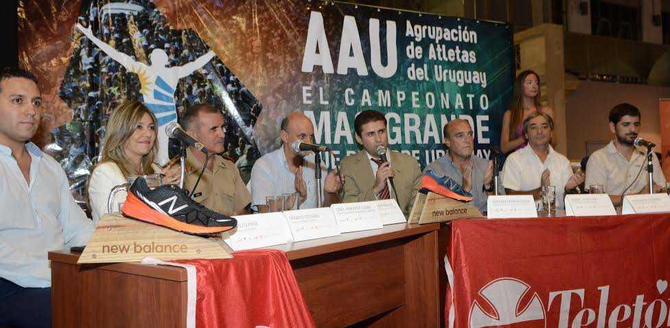 Salus apoya la hidratación de los atletas uruguayos