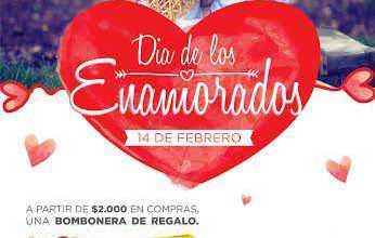 Punta Carretas Shopping apuesta a la dulzura para celebrar San Valentín